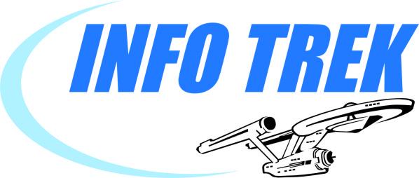 Info Trek - Enterprise logo
